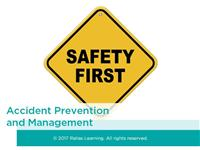 Accident Prevention and Management Self-Paced