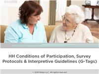 HH Conditions of Participation, Survey Protocols and Interpretive Guidelines (G-Tags)