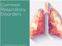 Common Respiratory Disorders