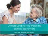 Understanding the Meaning Behind Behaviors