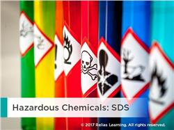 Hazardous Chemicals: SDS Self-Paced